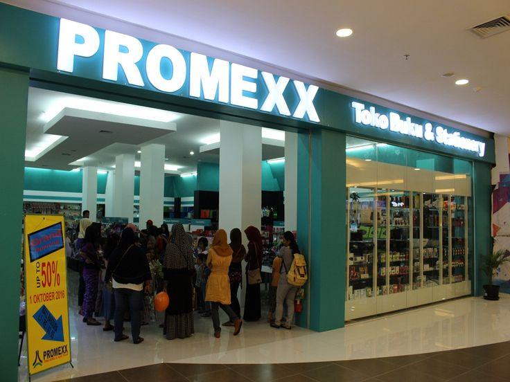 Toko Buku Dan Stationery | Promexx