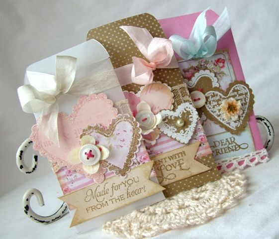 Super cute pocket envelopes By:iralamija