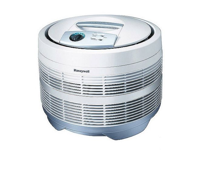 Honeywell True HEPA Air Purifier Remover Electronic Air Filter 3 Cleaning Levels #Honeywell