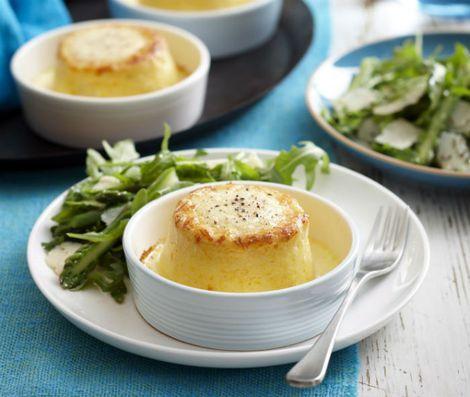 Pompoen-kaas soufflé maken? Het recept lees je op vrouw.nl Foto: Hollandse Hoogte