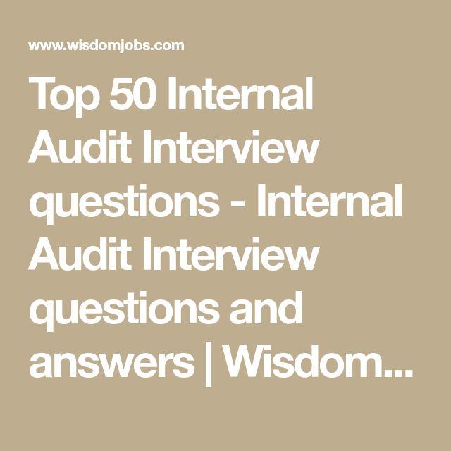 The 25+ best Internal audit ideas on Pinterest Risk management - audit quotation