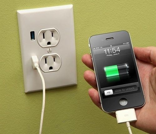 A wall outlet they won't be able to live without | 17 Housewarming Gifts People Actually Want
