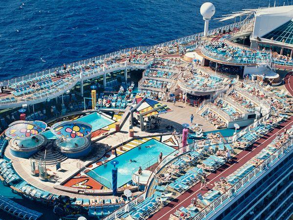 We love days at sea.