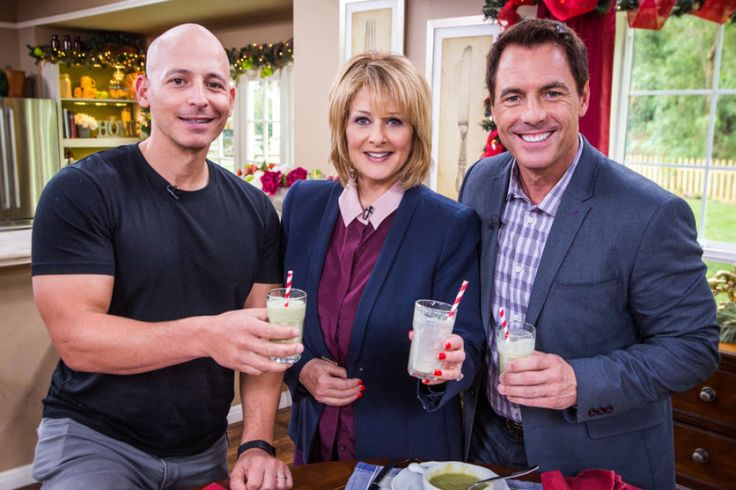 Harley Pasternak's Chunky Monkey Smoothie and Broccoli Soup  | Home & Family | Hallmark Channel