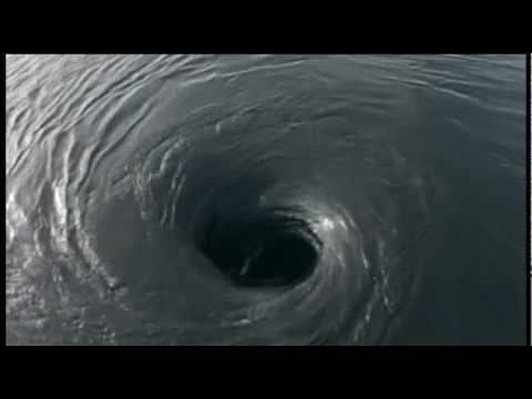 The Biggest Whirlpool In The World (Bermuda Triangle ...