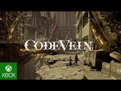 CODE VEIN - First Trailer - YouTube