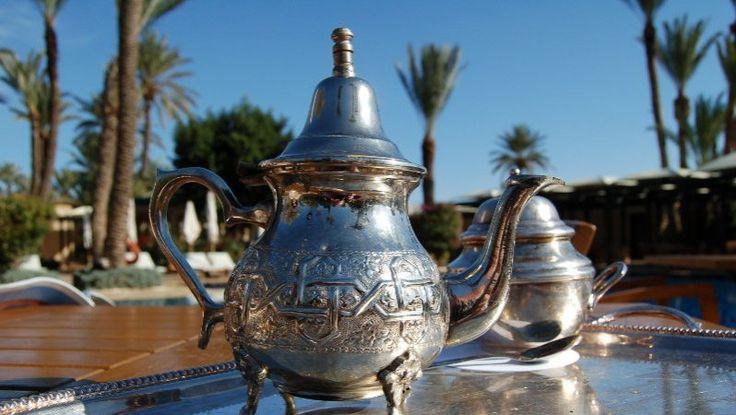 Marokkaanse muntthee