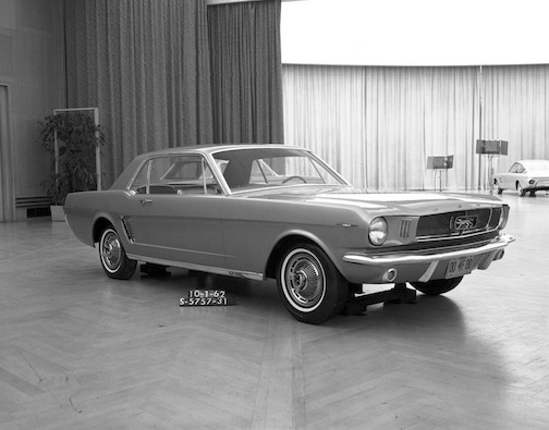 50 Years of the Ford Cougar, Er… Mustang