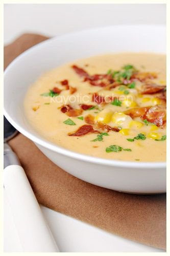 Wisconsin Cheddar Cheese Soup