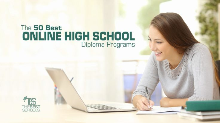50 Best Online High School Diploma Programs The Best Schools