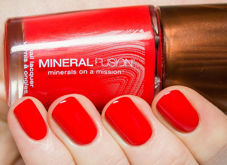 13 best Mineral Fusion nails images on Pinterest | Nail polish, Nail ...
