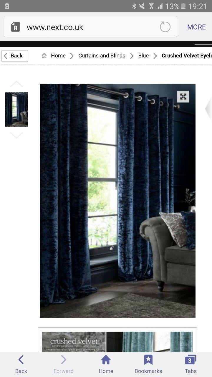 Blue Velvet Curtains Next 80 Curtainsideaseasy Midnight Blue Bedroom Dark Curtains Living Room Blue Velvet Curtains #navy #curtains #living #room