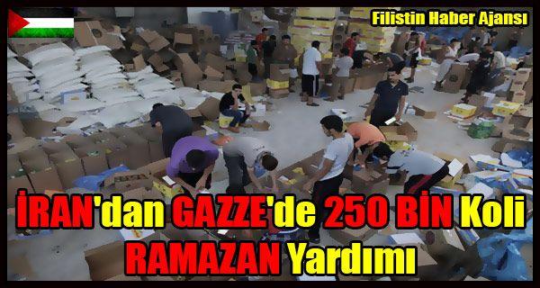 Gazze halkı için gıda dağıtım sorumlusu Monzir Azzam, Gazze şeridinde başta şehit, esir, yaralı ve mülteciaileleri olmak üzere halkın önemli bir kesiminin bu gıda yardımı projesi kapsamına alındığını söyledi.   #gazze ramazan yardım #gazze yardım #iran filistin ramazan yardım #iran filistin yardım #iran gazze yardım