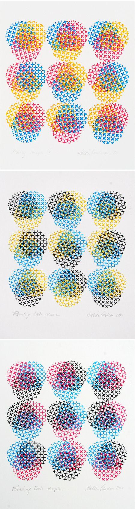 The Jealous Curator » Blog Archive » i'm jealous of Evelin Kasikov - Medium cross stitch