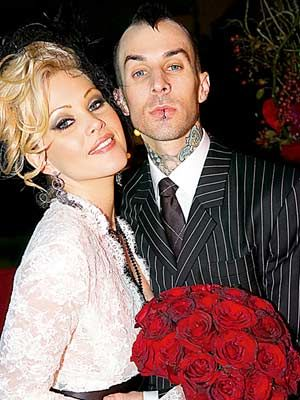 so cute! Travis Barker and Shanna Moakler