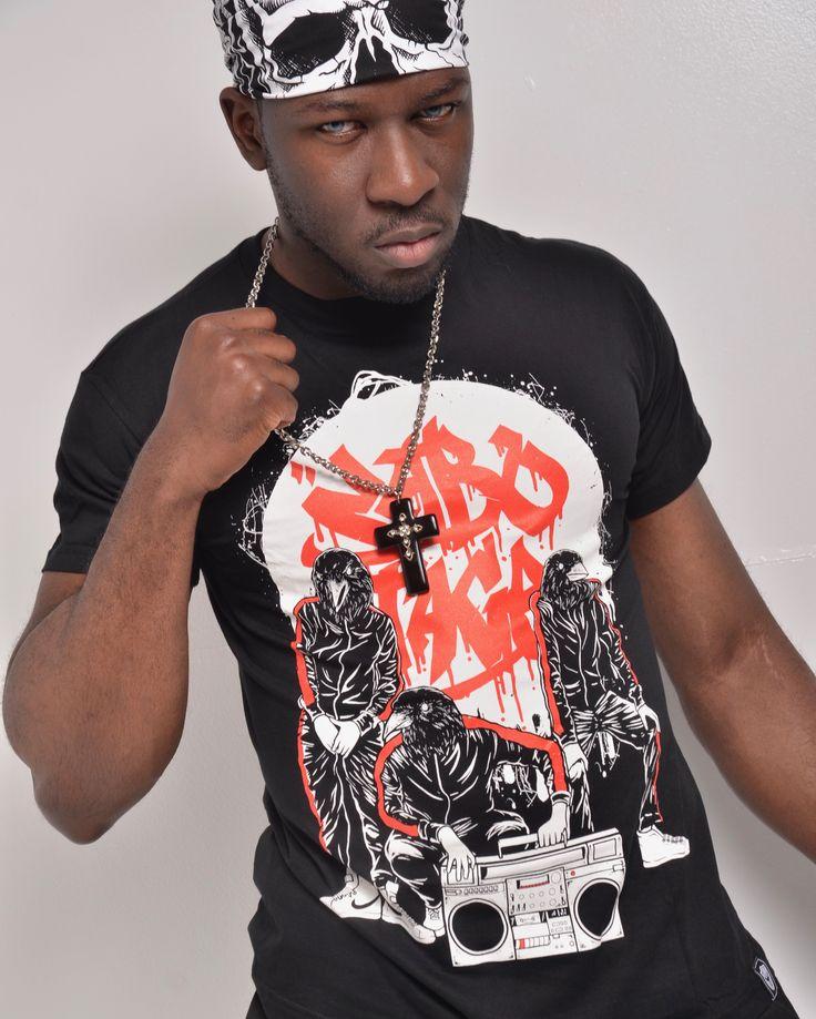 Sabotage Tee & Death Mandala Bandana www.crmcclothing.co | We Ship Worldwide  #beastieboys #sabotage #hiphop #hiphopart #hiphopculture #hiphophead #beastieboysforever #illcommunication #blackmodel #adrock #hotblackmen #hotblackguys #beastie #beastieboystribute #graffiti #beastieboyz #beast #bandana #blackmenwithstyle #alternative #dark #darkwear #streetwear