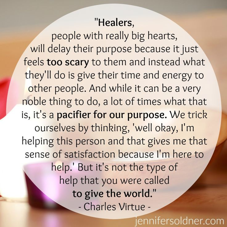 Healers & Empaths - Charles Virtue | Jennifer Soldner