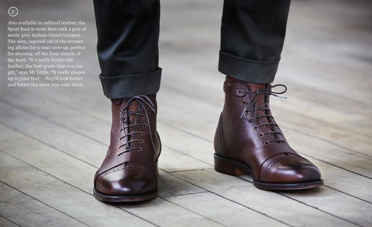 Grenson X Foot The Coacher | The Details | The Journal|MR PORTER