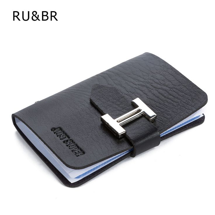 JUST SUPER New Men & Women Business Cards Wallet Simple PU Leather Credit Card Holder/Case Fashion Bank Cards Bag ID Holders #CLICK! #clothing, #shoes, #jewelry, #women, #men, #hats