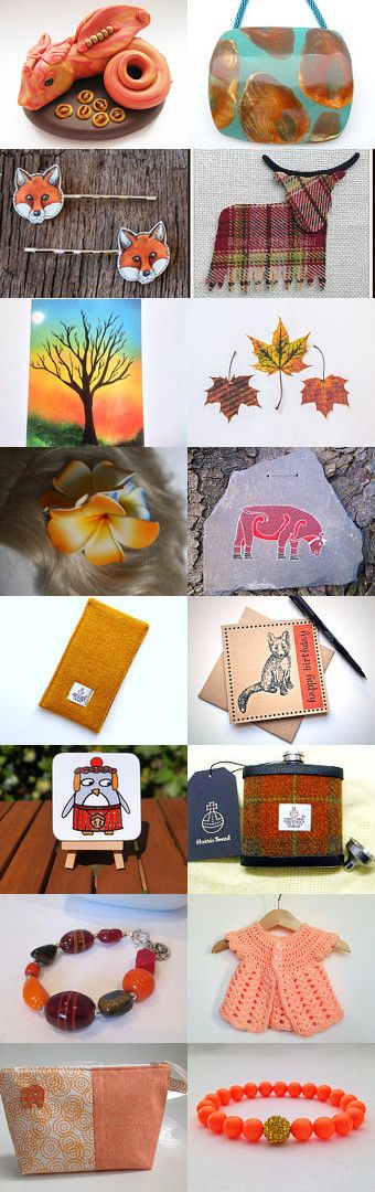 Awesome oranges by Susan on Etsy--Pinned+with+TreasuryPin.com