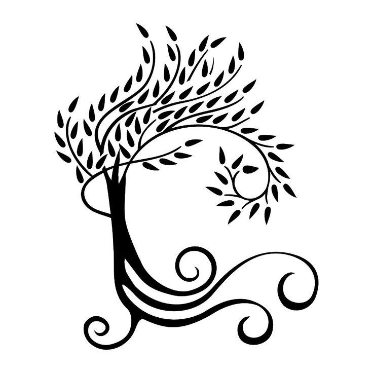 spiraling tree of life #tree