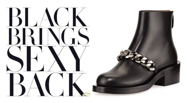 """""""The Givenchy boot"""" by emmavestphael on Polyvore featuring Givenchy"""