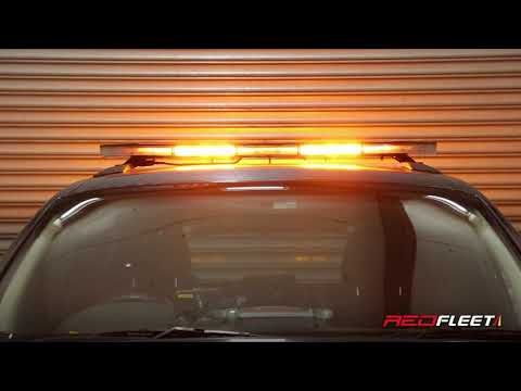 Emergency LED Light Bars & Warning Lights for Vehicles & Trucks