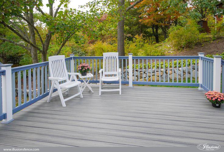 47 best images about illusions vinyl railing system on pinterest vinyls aluminum railings and. Black Bedroom Furniture Sets. Home Design Ideas
