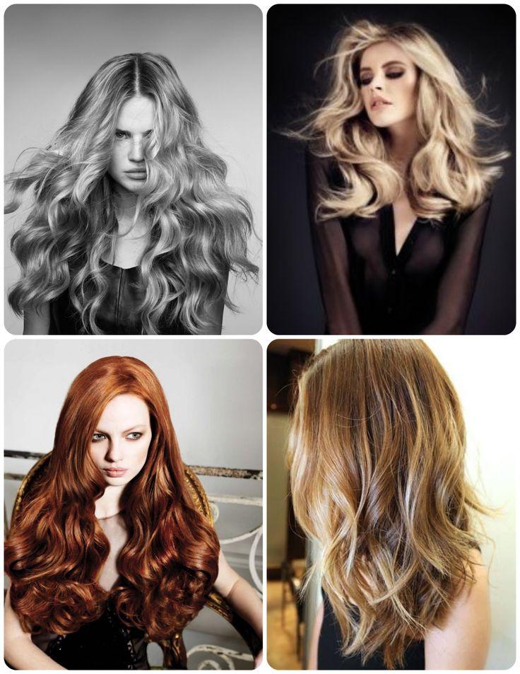wavy hair with ghd tutorial video / ondulado con plancha natural