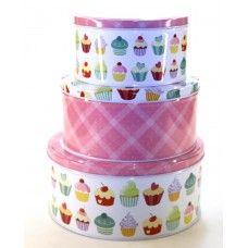 Asda Cake Storage Tin