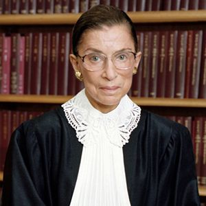Ruth Bader Ginsburg is a U.S. Supreme Court justice, making her the second woman to ever serve as a Supreme Court justice. Ginsburg also was the first tenured female professor at Columbia University. She was director of the Women's Rights Project of the American Civil Liberties Union in the 1970s.