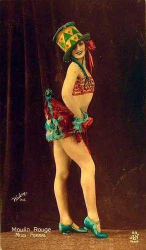 Mon weblog La carte postale: Casino de Paris Enchantement