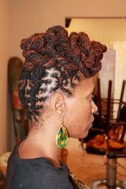 Enjoyable 1000 Images About Dreadlock Hairstyles On Pinterest Locs Loc Short Hairstyles Gunalazisus