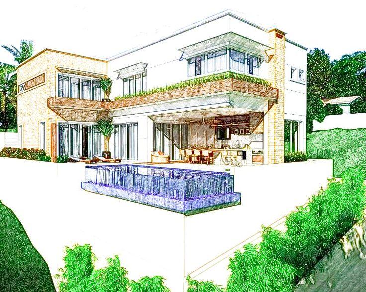 Desenho do nosso projeto #quitetefaria