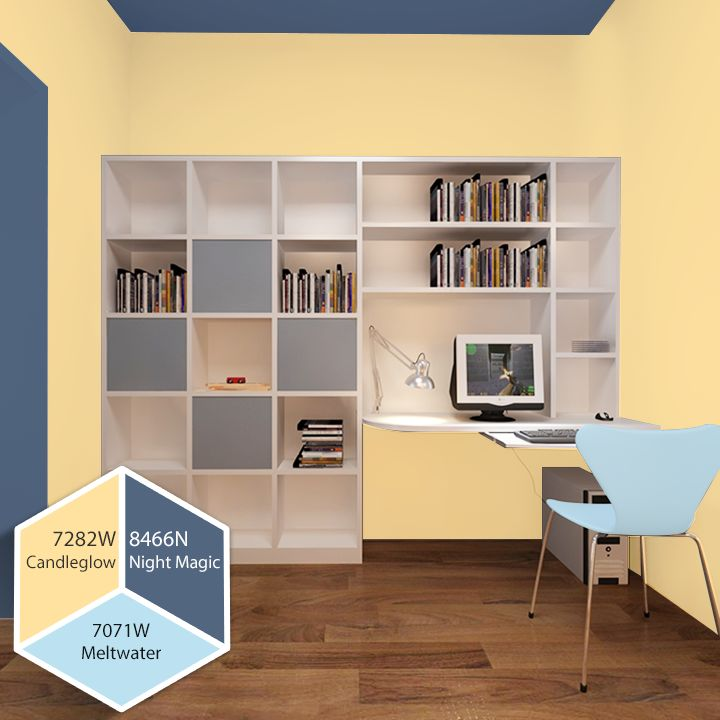 #CeresitaCL #PinturasCeresita #Color #HomeOffice #Home #Office #Pintura #Tendencia #Estilo #Decoración #Arquitectura #Diseño #Casa #Hogar *Códigos de color sólo para uso referencial. Los colores podrían lucir diferentes, según calibrado de su monitor.