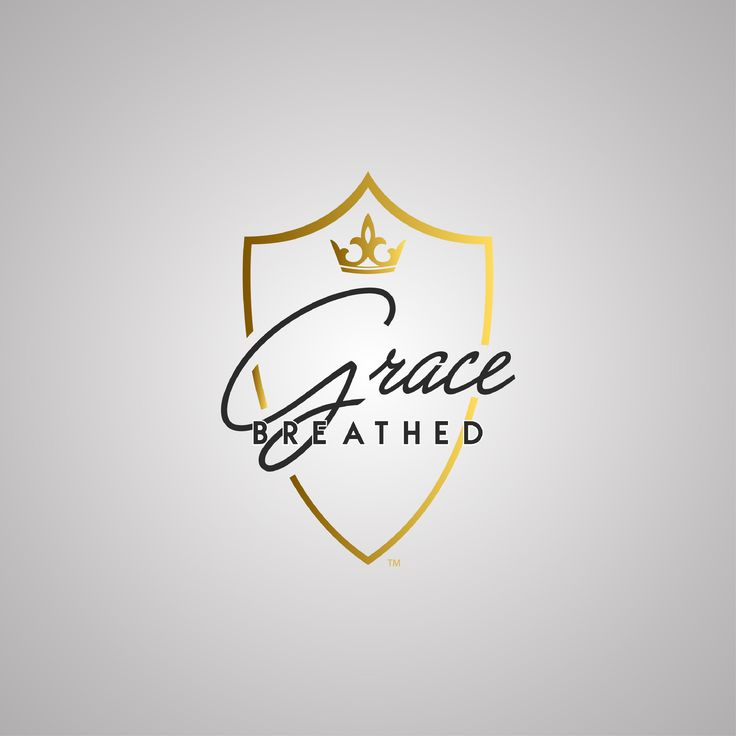 The Grace Breathed Logo was Created through the services of War Cry Studios Graphic Design