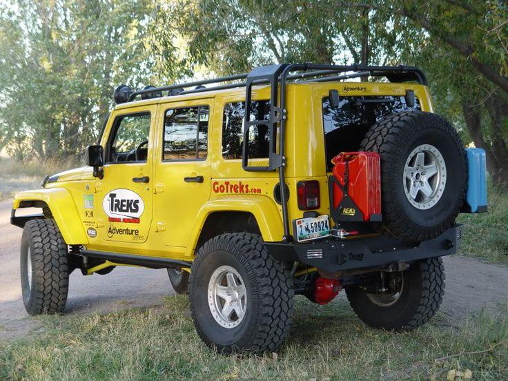 NEW! TREKS Mojave Modular Roof Rack - JeepForum.com