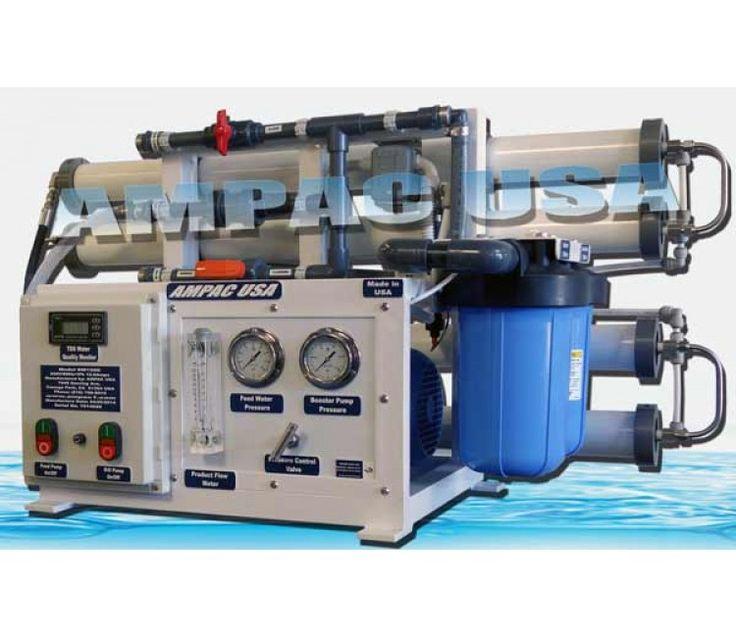 Sea Water Desalination Watermaker SW1000 (1000GPD/3785LPD)