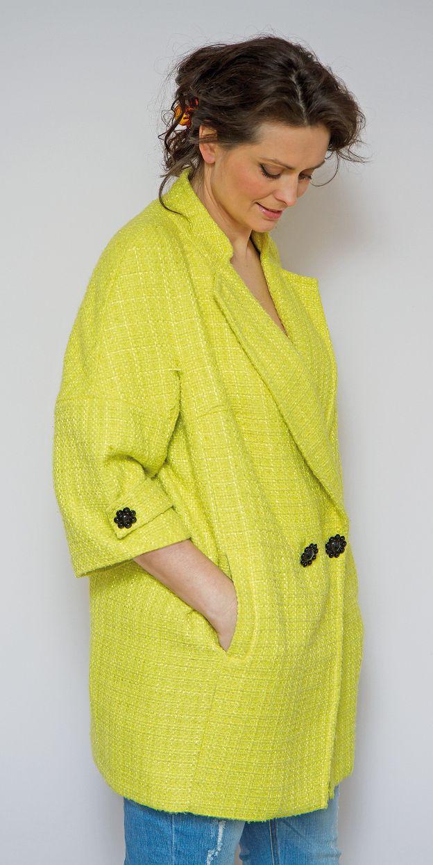 Płaszcz z kolekcji Capricornus 2015