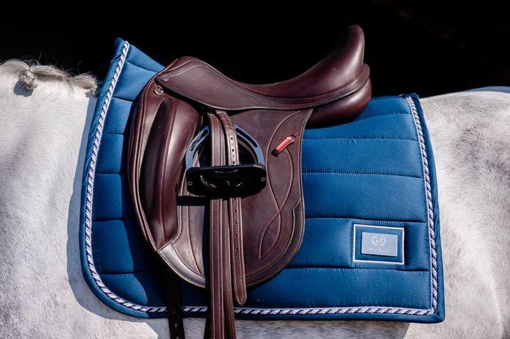 Saddle Pad Blossom Midsummer Night Dressage - €112,50