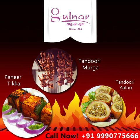 Cheap Restaurant in Delhi Free Home Delivery Services For more info:- www.gulnarbarbeque.com