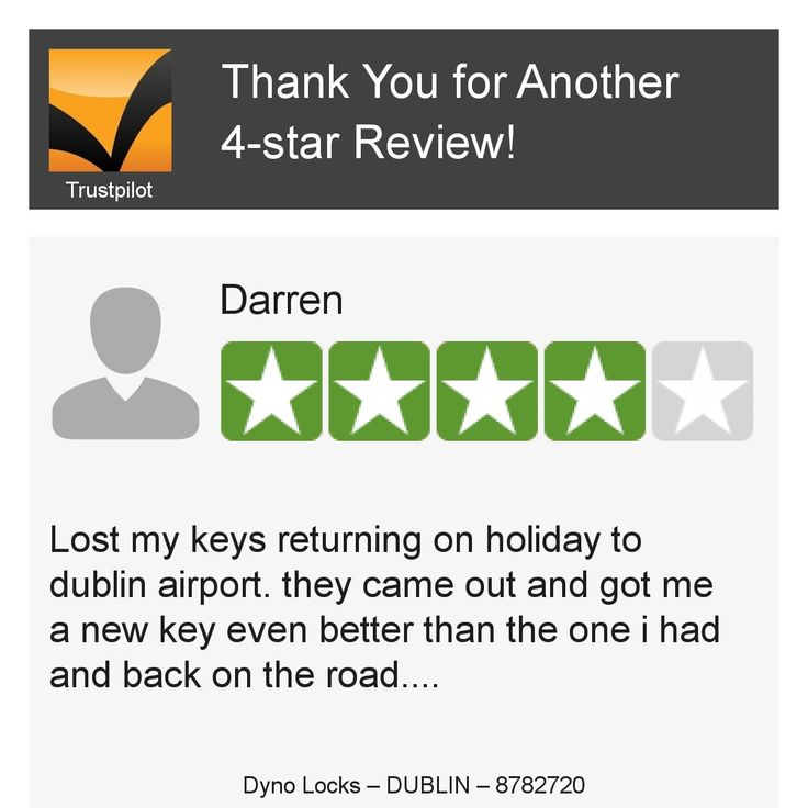 Wow! One of our customers just left on our Review Page a 4-star Review! Want to Review us too? Click or Tap here: https://hoy.cc/1ar