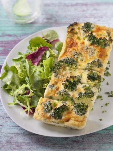 Terrine de brocoli : Recette de Terrine de brocoli - Marmiton
