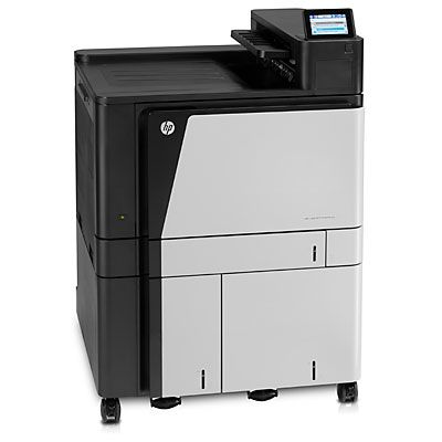 Color LaserJet Enterprise M855x+ Printer, 46 ppm, 1200 x 1200 dpi, 1GB, 124.08kg