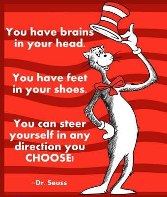 Dr. Seuss was one smart man