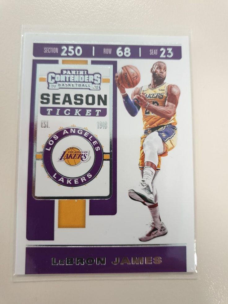 Lebron james 1920 card in 2020 lebron james cards