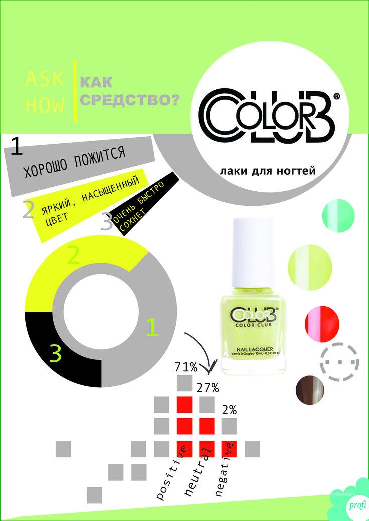 Как средство? ColorClub, лаки для ногтей. Ask how by KrasotkaPro. #KrasotkaPro #КрасоткаПро #ColorClub #Nails #NailPolish #Лак