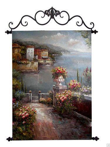 Mediterranean Tapestry Art