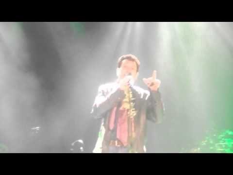 Manolo García - Zaragoza 29/04/16 - Comienzo del concierto