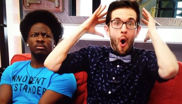 BBCAN3 - Godfrey & Jordan are left in shock when the latter is chosen for eviction